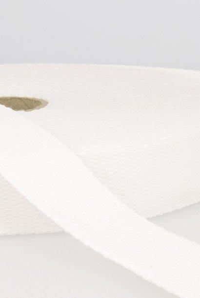 Tassenband - Wit