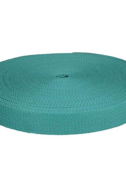 Tassenband - Waterblauw