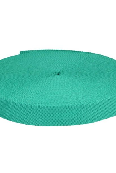 Tassenband - Zeegroen