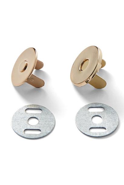 Magneetsluiting - Goud