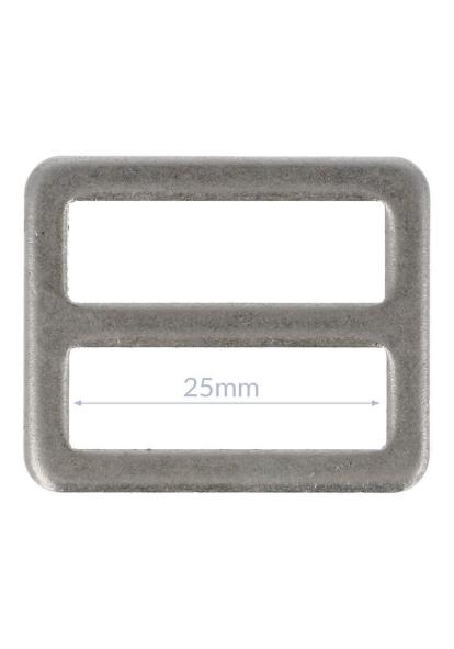 Gesp - Nikkel (25/32 mm)-1