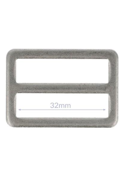 Gesp - Nikkel (25/32 mm)-2