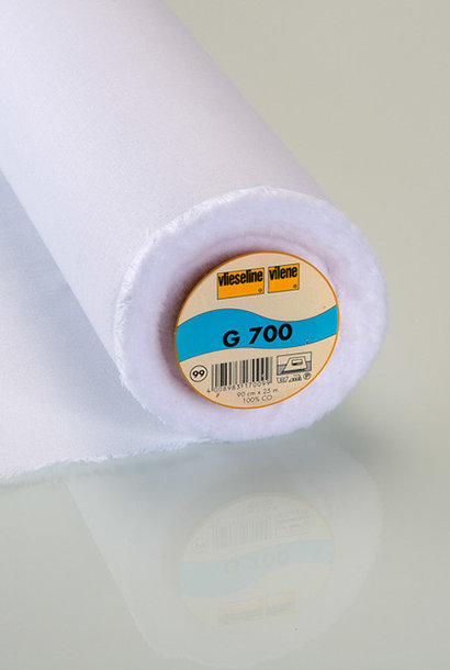Plakkatoen - G700 - Wit