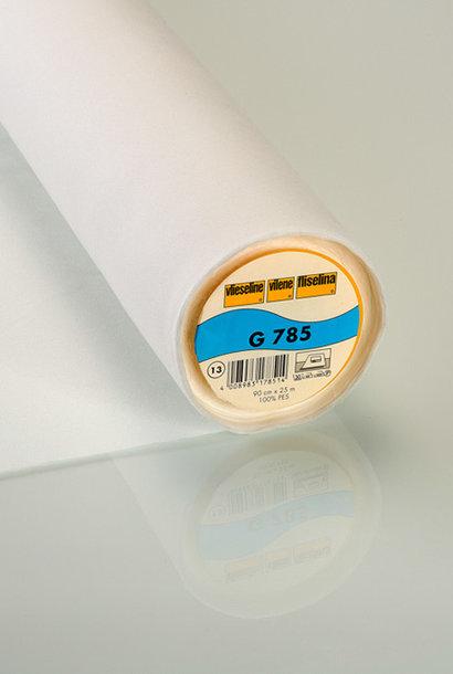 G785 - Geweven Tussenvoering - Wit