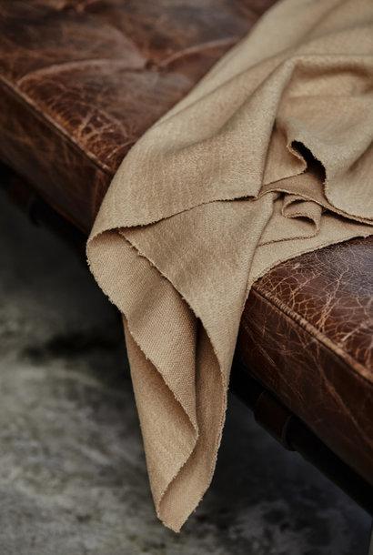 Organic Woolen Mold Sweat  - Dune