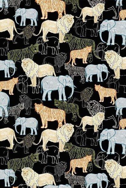 Katoen - Black Wildlife