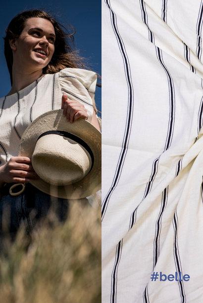 Double Gauze - Viola & Belle - Stripes