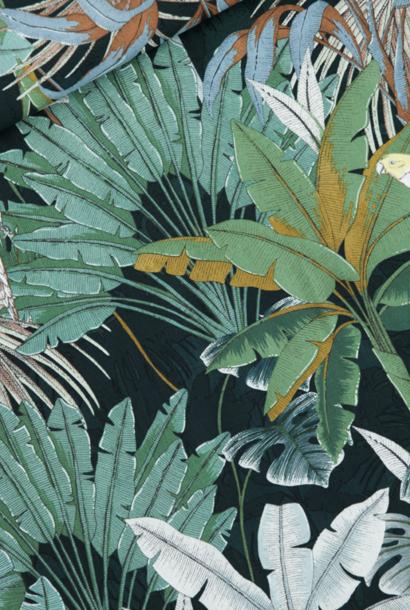 Viscose Rayon - Jungle - Green Gables