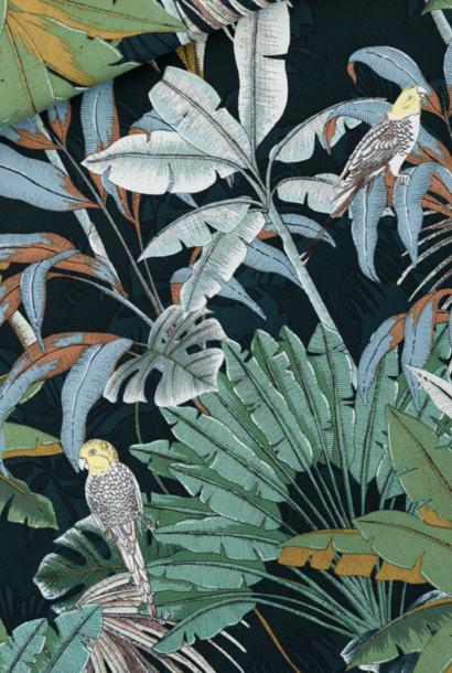 Canvas Gabardine Twill - Jungle - Green Gables