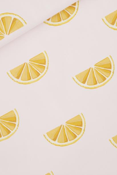 Canvas Gabardine Twill - Oranges - Sleutelbloem Roze