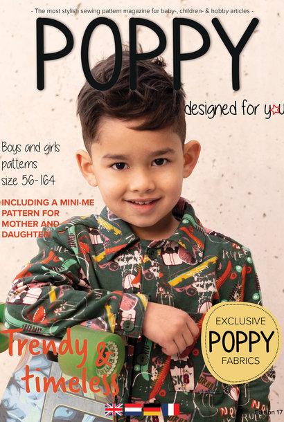 Poppy magazine - Editie 17
