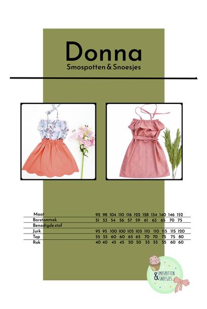 Donna - Zomerjurk