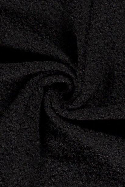 Boucle - Zwart