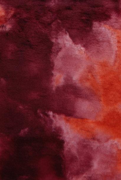 Mantelstof - Soft Tie-Dye