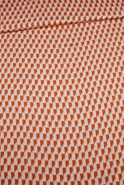 Viscose - Geometrisch Abstract
