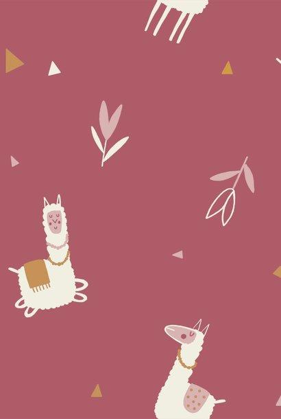 Tricot (goud) - Lamas