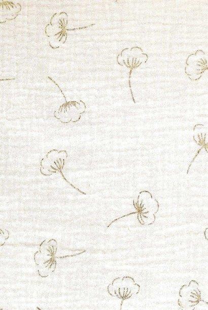 Double Gauze (goud) - Cotton Blossom