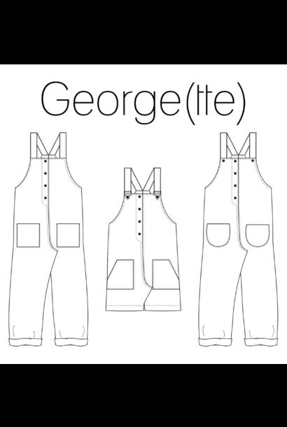 George(tte) - Salopette/Overgooier