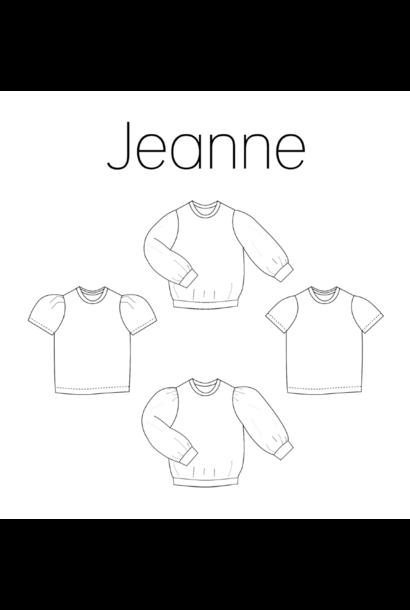 Jeanne - Sweater
