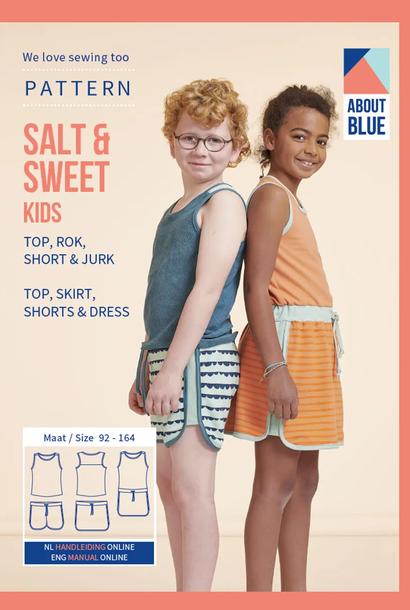 Salt & Sweet - Top, rok, short & jurk