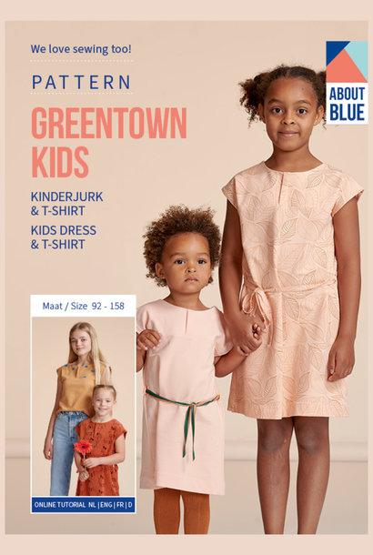 Greentown (kids) - Kinderjurk/t-shirt