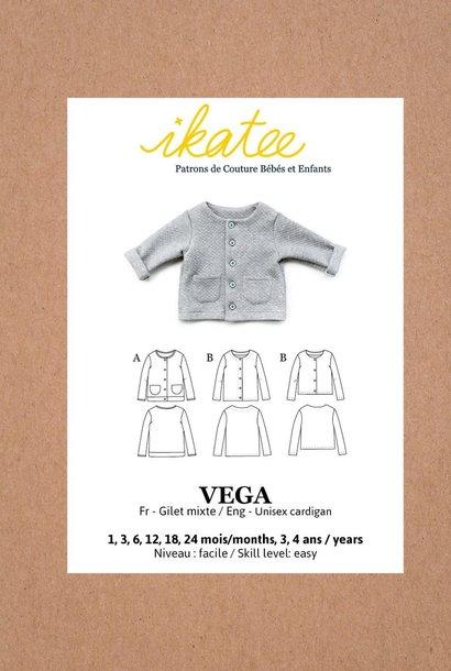 Vega baby - Fleece jas