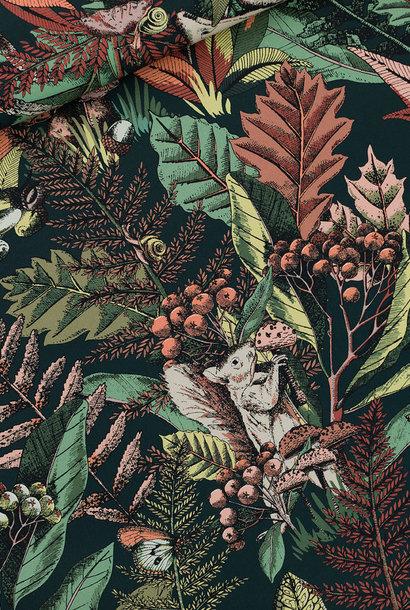 Canvas Gabardine Twill - Autumn Joy - Forest River