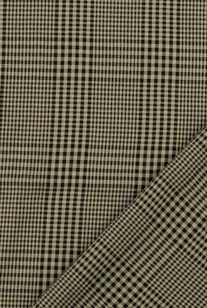 Viscose - Prince de Galles - Groen