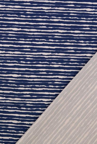Tricot - Blue lines