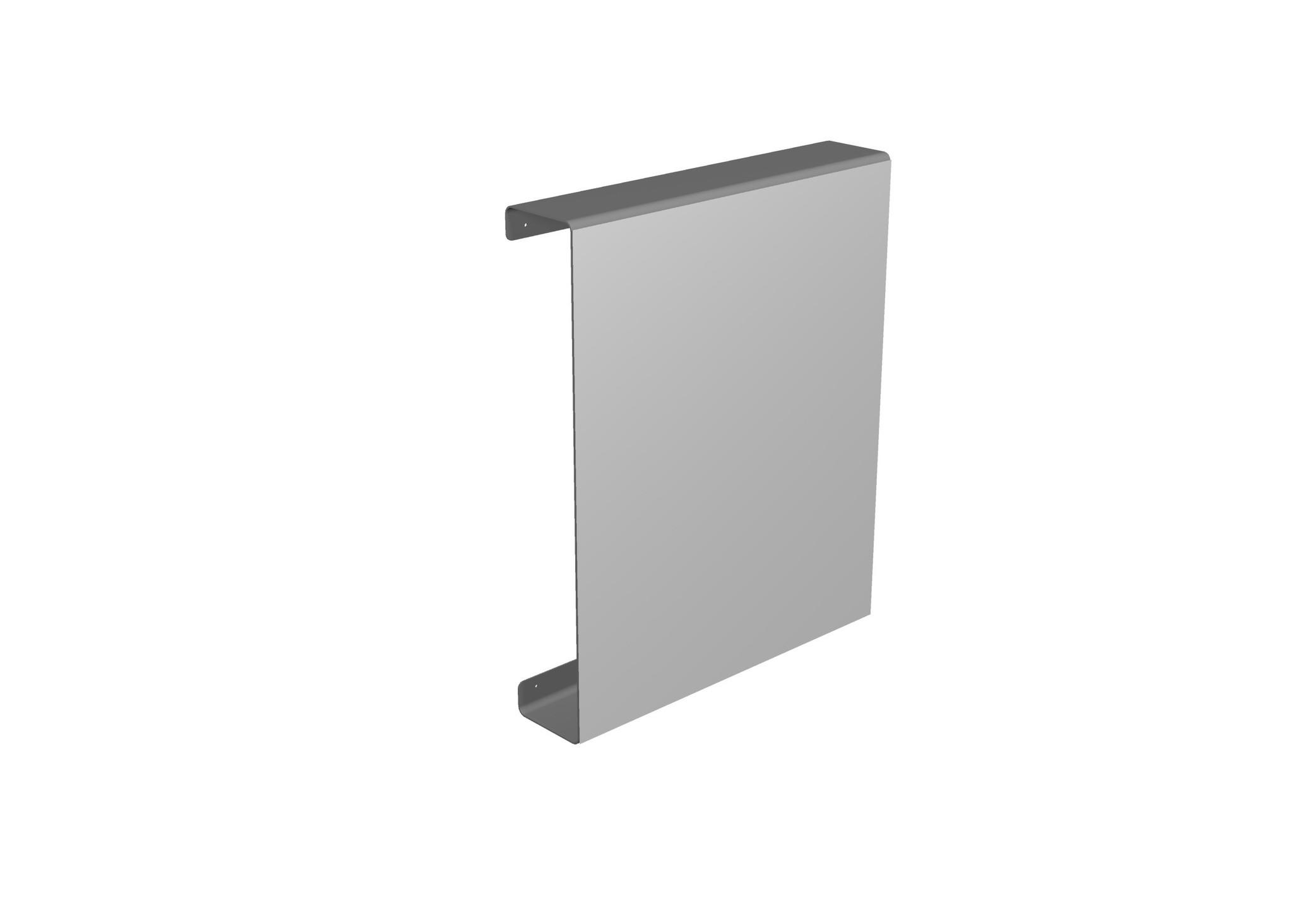 FOLD Wandspiegelschrank mit Seitenöffnung