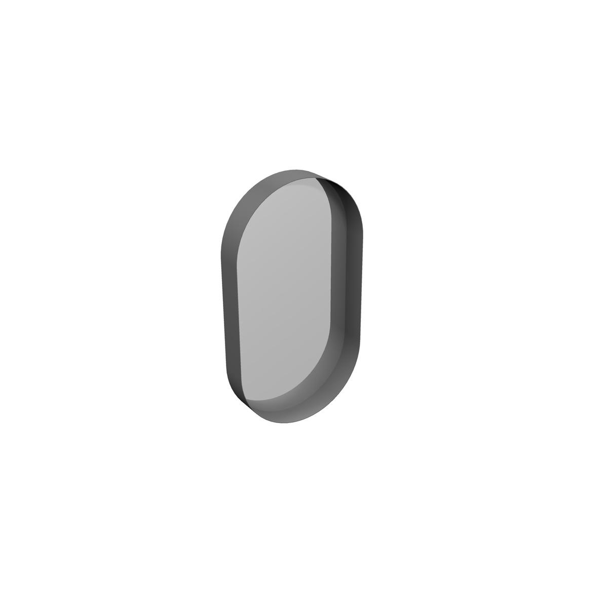 ABLE Spiegel ohne Regale, Horizontal / Vertikal
