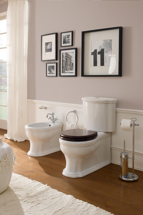 CASTELLANA WC Monoblock Castellana