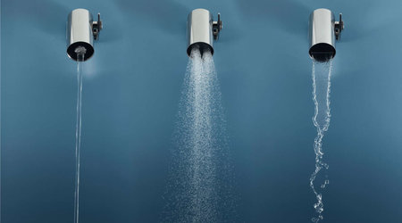 Duscharmaturen und Duschbrausen