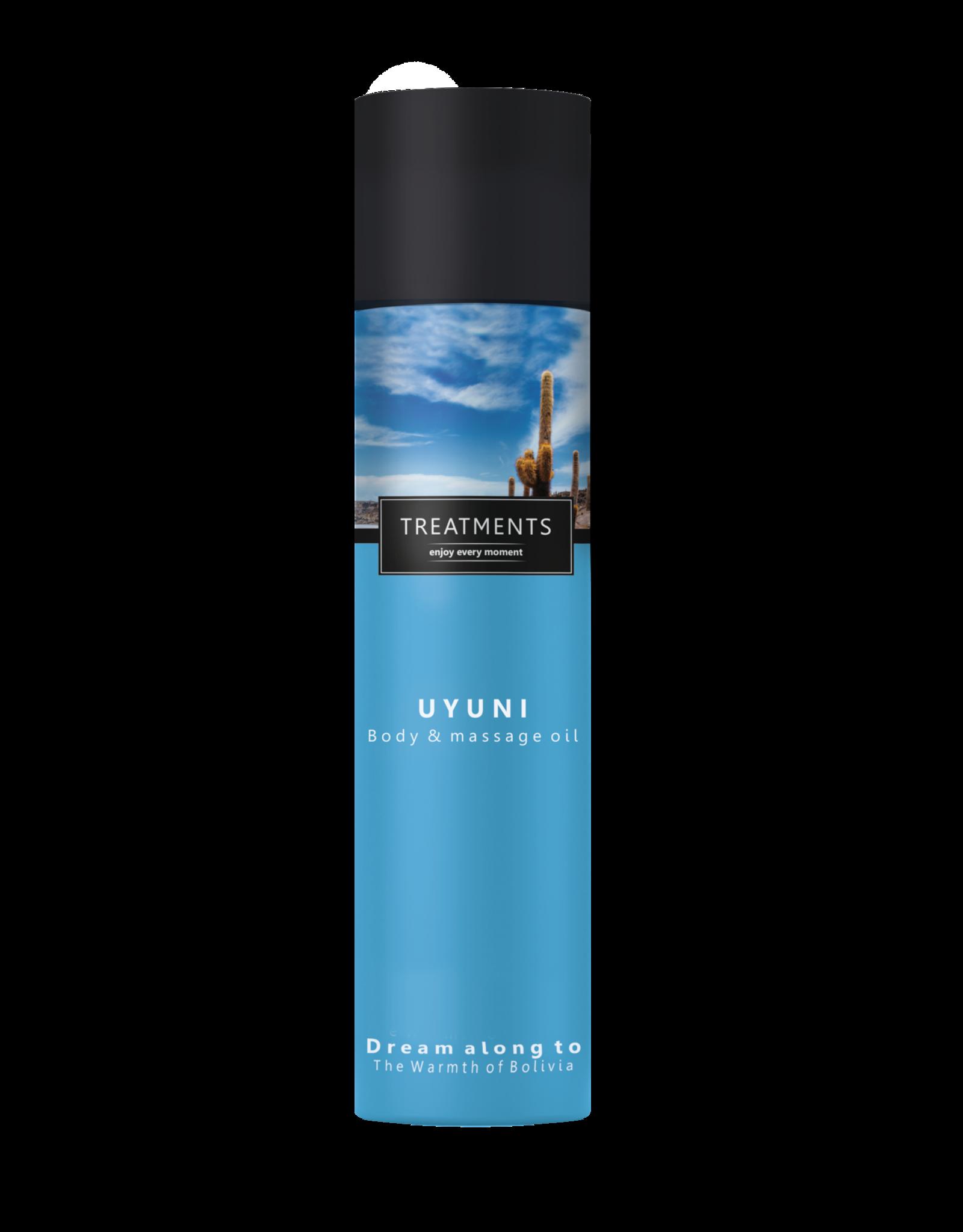 Treatments® Body & massage oil Uyuni 150 ml