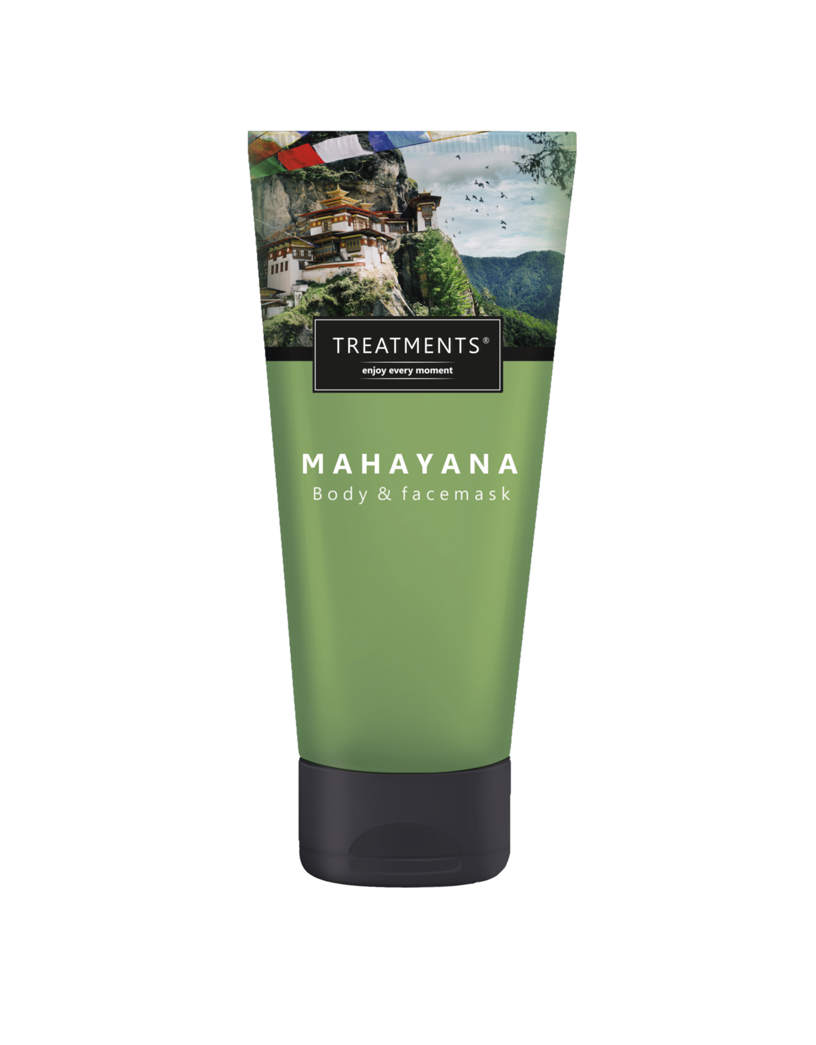 Treatments® Body & cleansing facemask Mahayana 200 ml