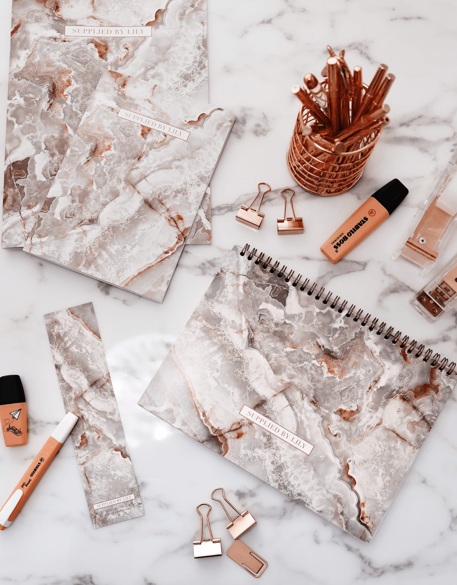 Supplied by Lily Stationery The Luxurious Yashma Bundle