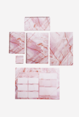 Supplied by Lily Stationery The Luxurious Rose Quartz Bundle