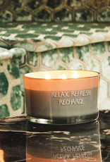 My Flame Sojakaars - Relax Refresh Recharge