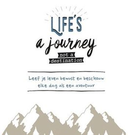 Lantaarn Publishers. Life is a journey not a destination
