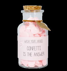 My Flame Handzeep - Confetti Is The Answer