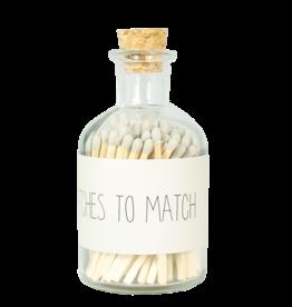 My Flame Lucifers - Zand - Matches To Match