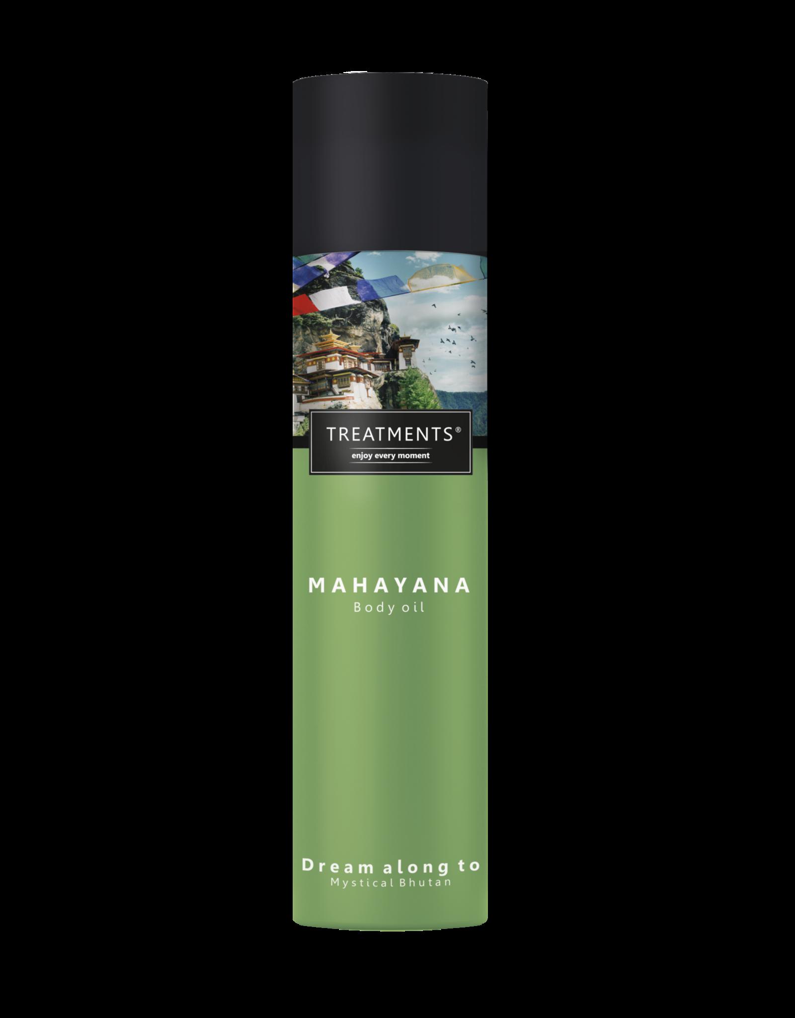 Treatments® Body & massage oil Mahayana 150 ml