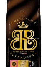 Belgian Blenders Koffie - No 12 Royal - Zachte Arabica, 100% Zuid-Amerikaans