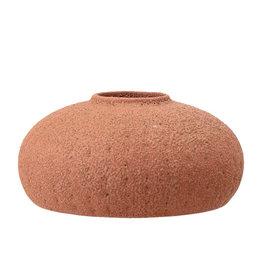 Bloomingville Naila Vaas, Brown, Stoneware