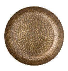Bloomingville Helya Bowl, Brass, Aluminum