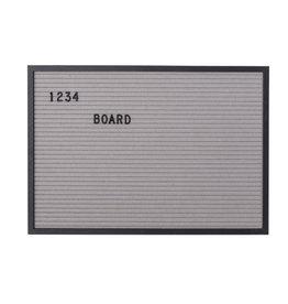 Bloomingville Obi Board, Black, MDF