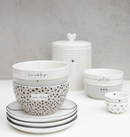 Bastion Collections Bowl Titane | Confetti Smile Today | Bastion Collections