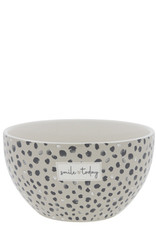 Bastion Collections Bowl Titane   Confetti Smile Today   Bastion Collections