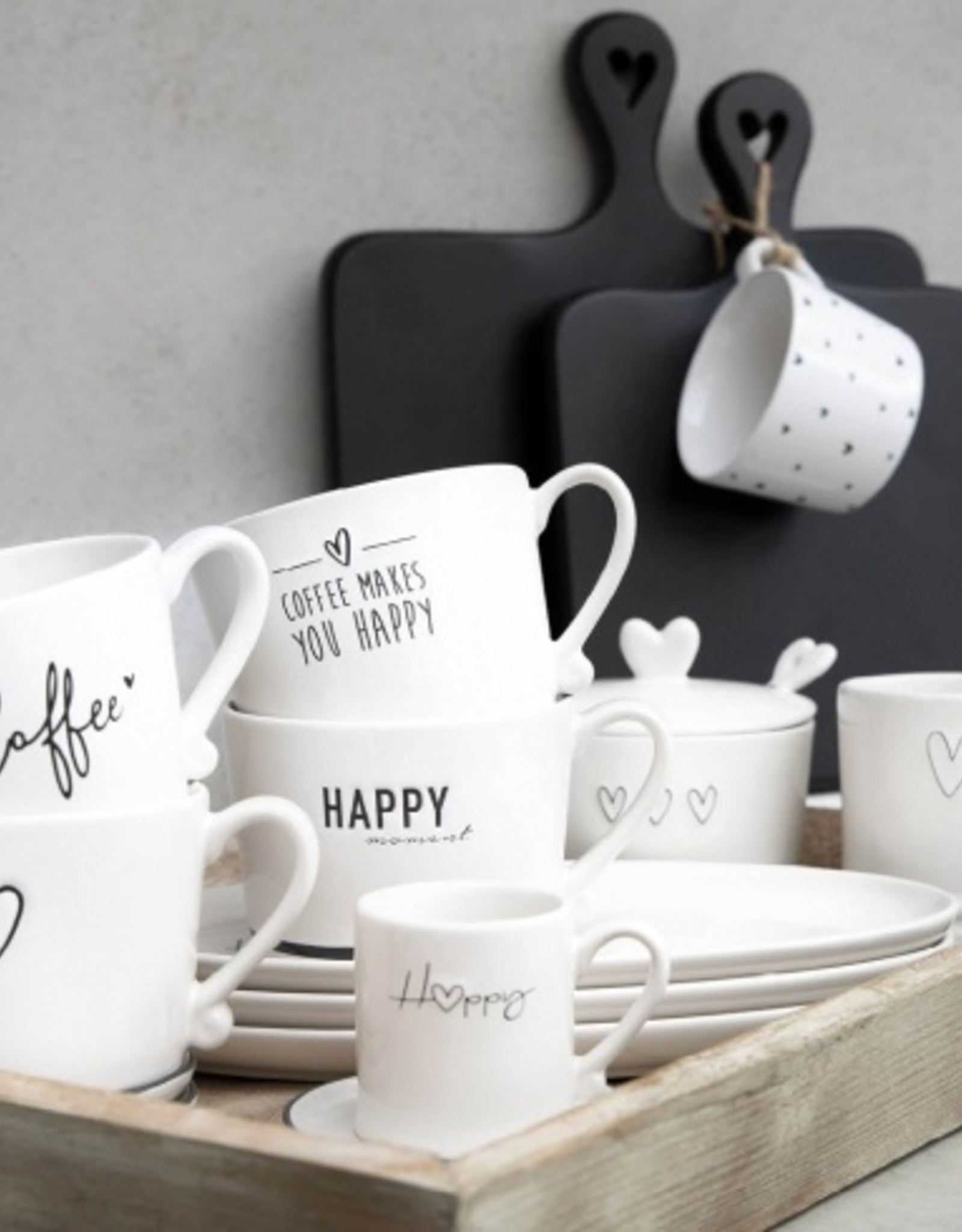 Bastion Collections Cup White   Happy   Bastion Collections
