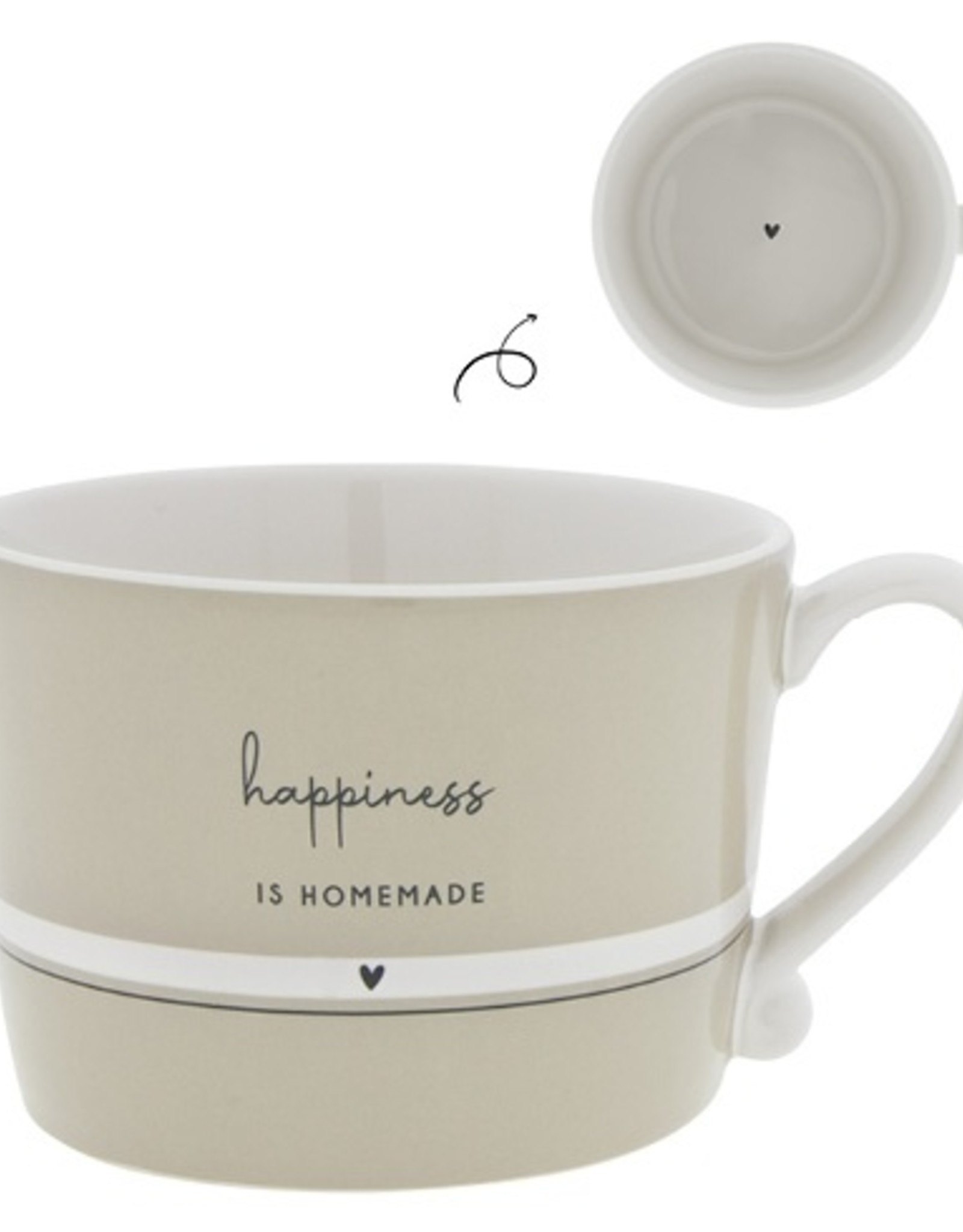 Bastion Collections Cup Titane   Happiness is Homemade   Bastion Collections